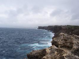 Never ending cliffs by LionheartX042