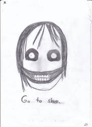 Jeff The Killer by ScratchThem