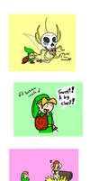LoZ OoT Comic 4 by ThunderManEXE