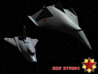 Delta ship and Epos by D-Mounty