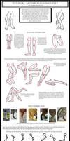 Anthro Leg-Paw Tutorial by LuthienNightwolf
