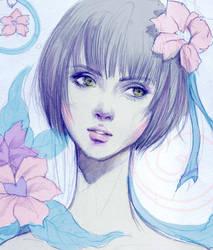 February Girl by ShandyRp