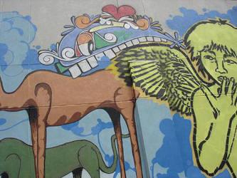 Graffiti is art by knoxiwalla