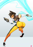Tracer by hotpinkevilbunny