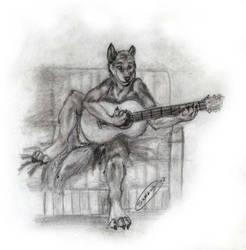 feel my song by skrawl