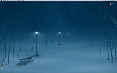 Let It Snow by JR007