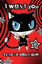 Morgana Wants You... To Go To Sleep Now by tarahm