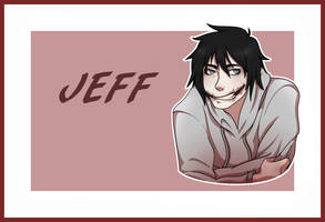 Jeff the killer by ProxyComics