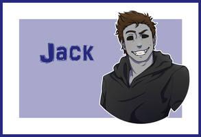 Eyeless Jack by ProxyComics