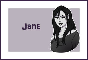 Jane the killer by ProxyComics