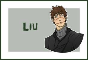 Homicidal Liu by ProxyComics