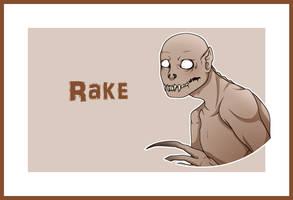 The Rake by ProxyComics