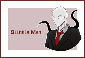 Slender Man by ProxyComics
