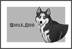 Smile Dog by ProxyComics