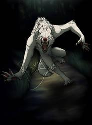 Werewolf Attack by ProxyComics