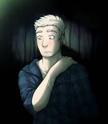 Human Steven by ProxyComics