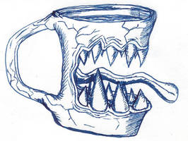 Bad Coffee by Illusionsofthespleen