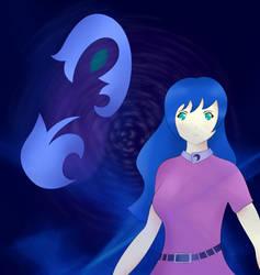 Luna Summoning a Persona by sentaikick