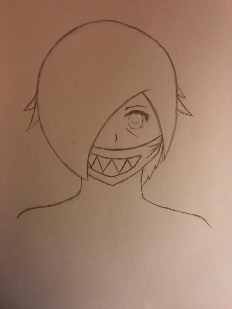Random Sketch by sentaikick