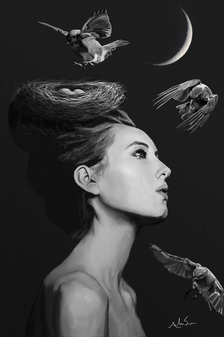 Gabrielle by AlexanderSpencer