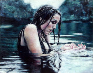 The Baptism by AlexanderSpencer