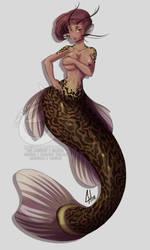 MerMay 2018: 3 - Catfish by OnixTymime