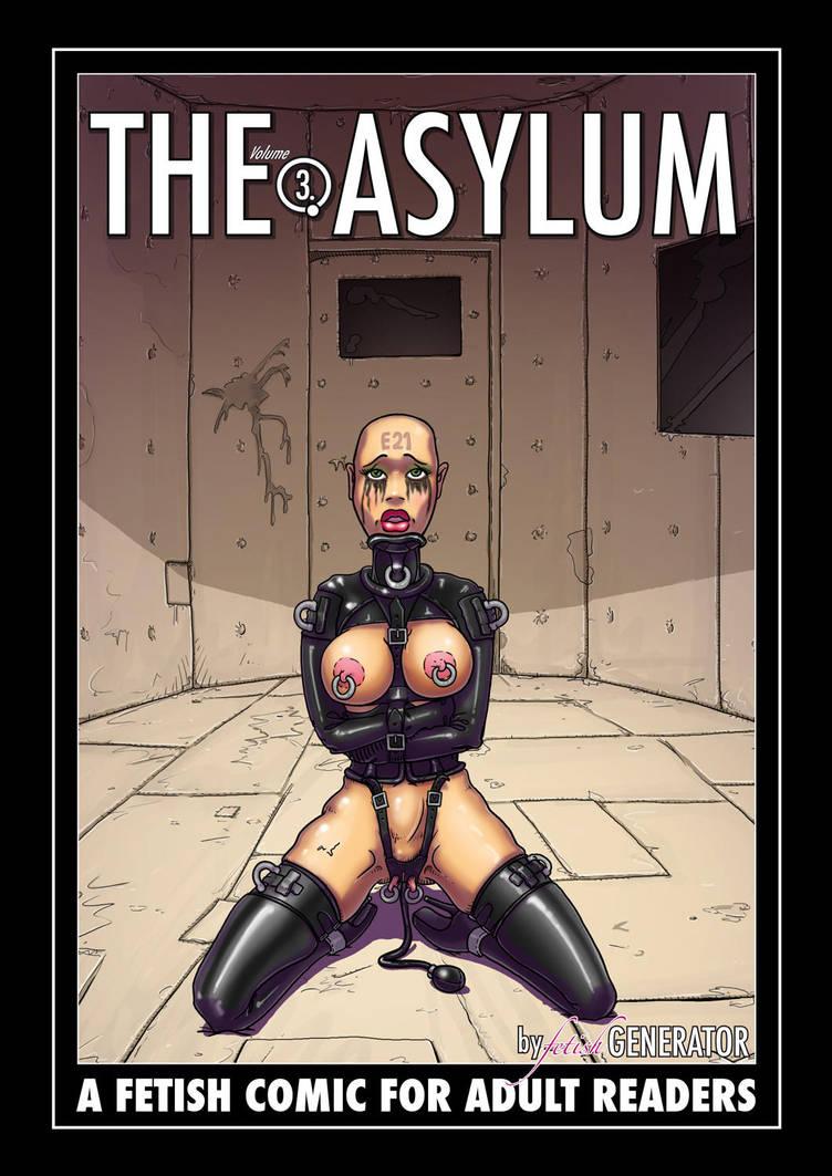 THE ASYLUM cover by fetishgenerator