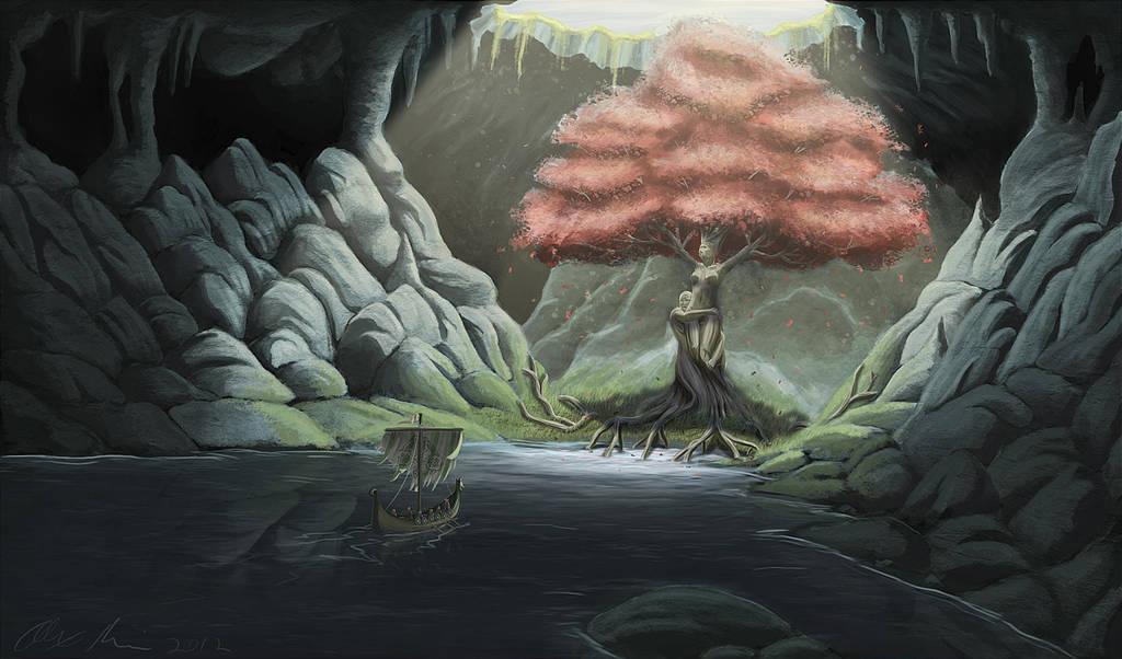 Yggdrasil Final by awr8305