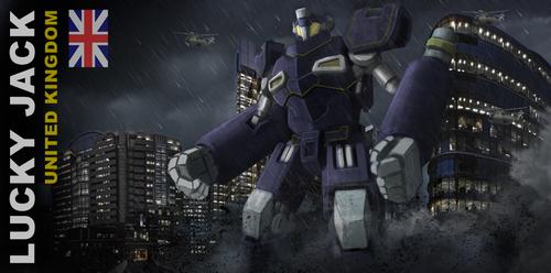 Final Robot AR by awr8305