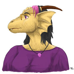 Wurm Head color by Flynn-the-Wurm