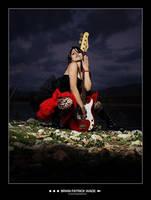 Tutu and a Bass Guitar by Faith636