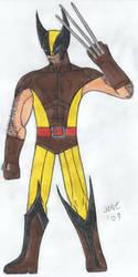 Classic Wolverine 2 by batfan20