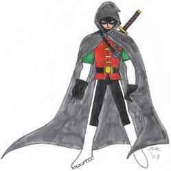 The Son of BATMAN by batfan20