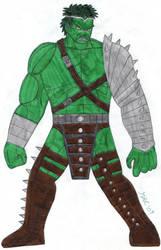 Warbound Hulk by batfan20