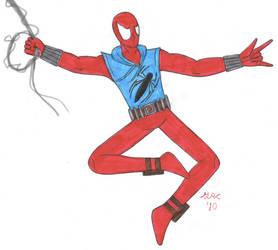Scarlet Spider by batfan20
