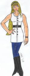 Gwen Stacy by batfan20