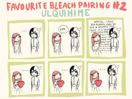 Bleach Valentine Special 2 by Out-of-the-rain