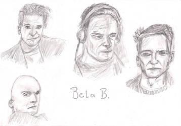 Bela B by Jaquina