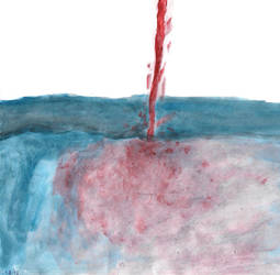 Blood In The Water by Jaquina