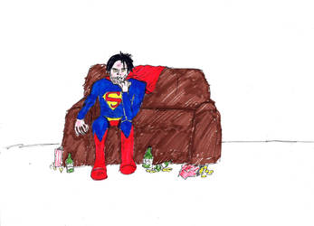 Superman by Jaquina