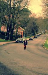 Walking by SunshineBurns1