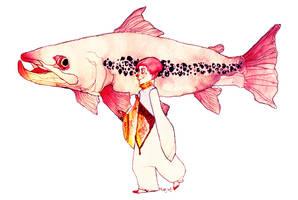 my friend the fish by muura