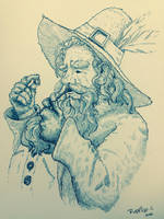 Tom Bombadil by DracarysDrekkar7