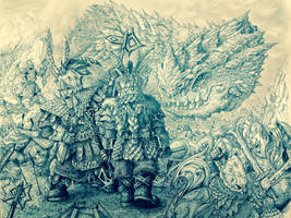 nirnaeth arnoediad. by DracarysDrekkar7