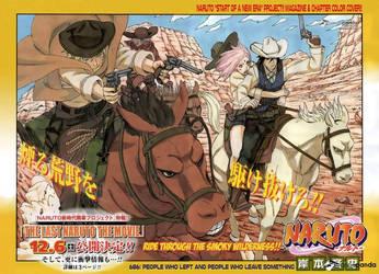 Naruto the last movie 2014 by ioana24