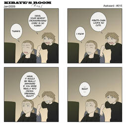 Kibate's Room 15 - Awkward by Kibate