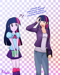 MLP - Twilight equestria girl by Kibate