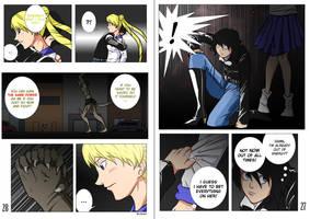 Sailor Moon CS - ch1 p27-28 by Kibate