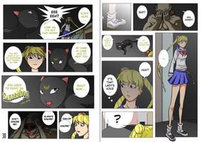 Sailor Moon CS - ch1 p37-38 by Kibate