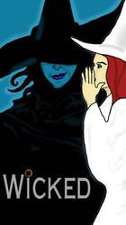 Wicked Mystique by zeEyebrowz
